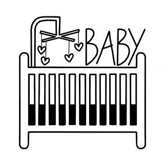 Babysängar och spjälsängar
