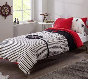 Bäddset & sängöverkast
