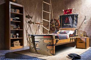 Black Pirate möbler